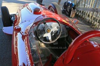 World © 2012 Octane Photographic Ltd. Goodwood Revival. September 15th 2012. Ferrari Historic F1. Digital Ref : 0520cb1d9333