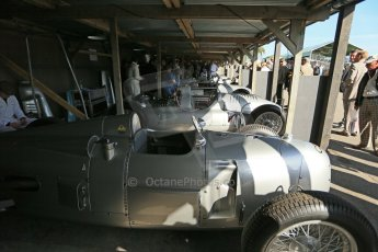 World © 2012 Octane Photographic Ltd. Goodwood Revival. Historic F1 Auto Union. September 15th 2012. Digital Ref : 0520cb1d9361