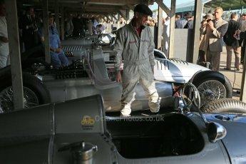World © 2012 Octane Photographic Ltd. Goodwood Revival. Historic F1 Auto Union. September 15th 2012. Digital Ref : 0520cb1d9365
