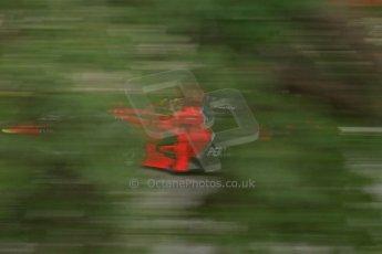 © Octane Photographic Ltd. GP2 Autumn Test – Circuit de Catalunya – Barcelona. Tuesday 30th October 2012 Afternoon session - Carlin - Rio Haryanto. Digital Ref : 0552cb1d6870