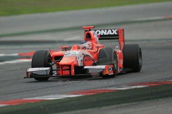 © Octane Photographic Ltd. GP2 Autumn Test – Circuit de Catalunya – Barcelona. Tuesday 30th October 2012 Afternoon session - Arden International - Simon Trummer. Digital Ref : 0552cb1d6908