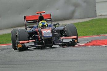 © Octane Photographic Ltd. GP2 Autumn Test – Circuit de Catalunya – Barcelona. Tuesday 30th October 2012 Afternoon session - iSport International - Pal Varhaug. Digital Ref : 0552cb1d7190
