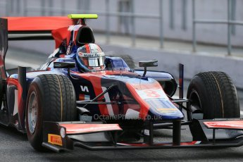 © Octane Photographic Ltd. GP2 Autumn Test – Circuit de Catalunya – Barcelona. Tuesday 30th October 2012 Morning session - iSport International - Facundo Regalia. Digital Ref : 0551cb1d5642