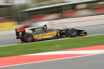 © Octane Photographic Ltd. GP2 Autumn Test – Circuit de Catalunya – Barcelona. Tuesday 30th October 2012 Morning session - Lotus GP - Daniel Abt. Digital Ref : 0551cb7d2101