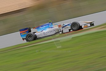 © Octane Photographic Ltd. GP2 Autumn Test – Circuit de Catalunya – Barcelona. Tuesday 30th October 2012 Morning session - Barwa Addax Team - Adrian Quaife-Hobbs. Digital Ref : 0551lw7d0421