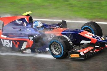 © Octane Photographic Ltd. GP2 Autumn Test – Circuit de Catalunya – Barcelona. Wednesday 31st October 2012 Morning session - iSport International - Jolyon Palmer. Digital Ref :