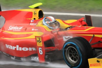 © Octane Photographic Ltd. GP2 Autumn Test – Circuit de Catalunya – Barcelona. Wednesday 31st October 2012 Morning session - Racing Engineering - Facundo Ragalia. Digital Ref :