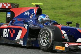 © Octane Photographic Ltd. GP2 Autumn Test – Circuit de Catalunya – Barcelona. Wednesday 31st October 2012 Afternoon session - iSport International - Jolyon Palmer. Digital Ref :