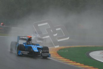 © 2012 Octane Photographic Ltd. Belgian GP Spa - Friday 31st August 2012 - GP2 Friday Practice - Victor Guerin. Digital Ref :