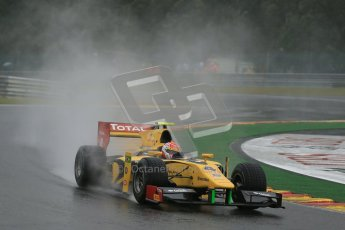 © 2012 Octane Photographic Ltd. Belgian GP Spa - Friday 31st August 2012 - GP2 Friday Practice - Felipe Nasr. Digital Ref :
