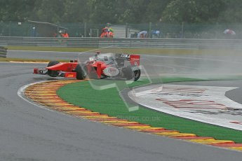 © 2012 Octane Photographic Ltd. Belgian GP Spa - Friday 31st August 2012 - GP2 Friday Practice - Stefano Coletti. Digital Ref :