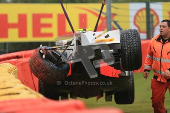 © 2012 Octane Photographic Ltd. Belgian GP Spa - Friday 31st August 2012 - GP2 Friday Practice. Digital Ref :