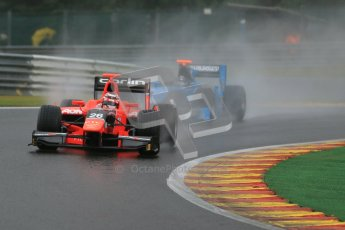 © 2012 Octane Photographic Ltd. Belgian GP Spa - Friday 31st August 2012 - GP2 Practice - Carlin - Max Chilton. Digital Ref :