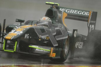 © 2012 Octane Photographic Ltd. Belgian GP Spa - Friday 31st August 2012 - GP2 Practice - Caterham Racing - Giedo van der Garde. Digital Ref :