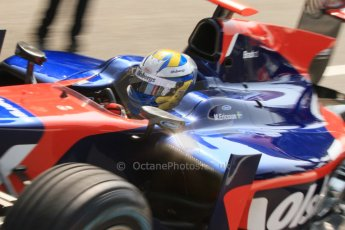 © 2012 Octane Photographic Ltd. Italian GP Monza - Friday 7th September 2012 - GP2 Practice - iSport International - Marcus Ericsson. Digital Ref : 0506cb7d2045
