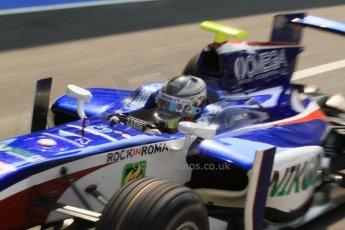 © 2012 Octane Photographic Ltd. Italian GP Monza - Friday 7th September 2012 - GP2 Practice - Trident Racing - Julian Leal. Digital Ref : 0506cb7d2051