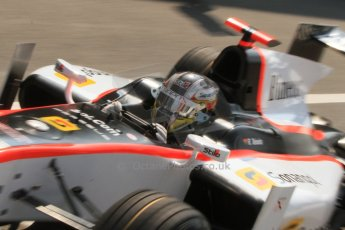 © 2012 Octane Photographic Ltd. Italian GP Monza - Friday 7th September 2012 - GP2 Practice - Rapax - Ricardo Teixera. Digital Ref : 0506cb7d2073