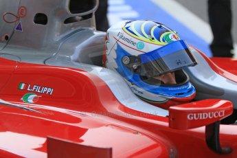 © 2012 Octane Photographic Ltd. Italian GP Monza - Friday 7th September 2012 - GP2 Practice - Scuderia Coloni - Luca Filippi. Digital Ref : 0506cb7d2088