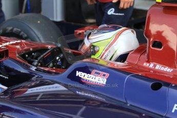 © 2012 Octane Photographic Ltd. Italian GP Monza - Friday 7th September 2012 - GP2 Practice - Venezuela GP Lazarus - Rene Binder. Digital Ref : 0506cb7d2089