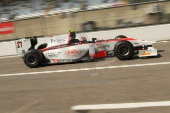 © 2012 Octane Photographic Ltd. Italian GP Monza - Friday 7th September 2012 - GP2 Practice - Rapax - Stefano Coletti. Digital Ref : 0506cb7d2184