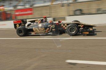 © 2012 Octane Photographic Ltd. Italian GP Monza - Friday 7th September 2012 - GP2 Practice - Lotus GP - James Calado. Digital Ref : 0506cb7d2193