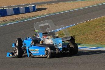 © Octane Photographic Ltd. GP2 Winter testing Jerez Day 1, Tuesday 28th February 2012. Ocean Racing Technology, Nigel Melker. Digital Ref :