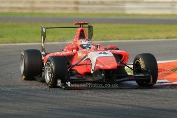 © 2012 Octane Photographic Ltd. Italian GP Monza - Saturday 8th September 2012 - GP3 Qualifying - MW Arden - Mitch Evans. Digital Ref : 0510lw1d0732