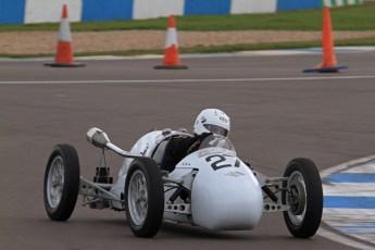 © Octane Photographic Ltd. HSCC Donington Park 17th March 2012. 500cc F3. Pat Bardford - Kieft CK52. Digital ref : 0245lw7d8037
