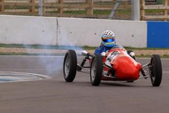 © Octane Photographic Ltd. HSCC Donington Park 17th March 2012. 500cc F3. Stuart Wright - Dastle F3. Digital ref : 0245lw7d8087