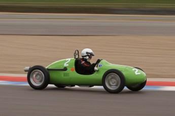 © Octane Photographic Ltd. HSCC Donington Park 17th March 2012. 500cc F3. Richard Utley - JBS-Norton MK1. Digital ref : 0245lw7d8171