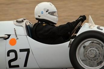 © Octane Photographic Ltd. HSCC Donington Park 17th March 2012. 500cc F3. Pat Bardford - Kieft CK52. Digital ref : 0245lw7d8259