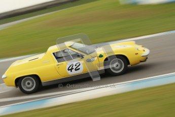 © Octane Photographic Ltd. HSCC Donington Park 17th March 2012. 70's Road Sports Championship. Ross Braitwaite - Lotus Europa. Digital ref : 0239cb1d6540
