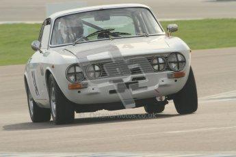 © Octane Photographic Ltd. HSCC Donington Park 17th March 2012. 70's Road Sports Championship. Justin Wilson -  Alfa Romeo Bertone. Digital ref : 0239cb7d3483