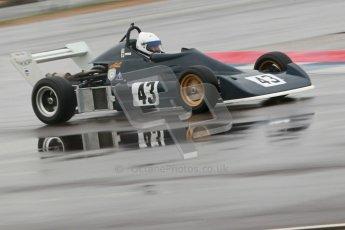 © Octane Photographic Ltd. HSCC Donington Park 18th May 2012. Classic Formula 3 Championship including Tony Brise Derek Bell Trophies Race. Digital ref : 0248cb1d8367