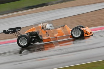 © Octane Photographic Ltd. HSCC Donington Park 18th May 2012. Classic Formula 3 Championship including Tony Brise Derek Bell Trophies Race. Digital ref : 0248cb1d8511