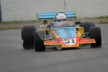 © Octane Photographic Ltd. HSCC Donington Park 18th May 2012. Classic Formula 3 Championship including Tony Brise Derek Bell Trophies Race. Digital ref : 0248cb7d5986