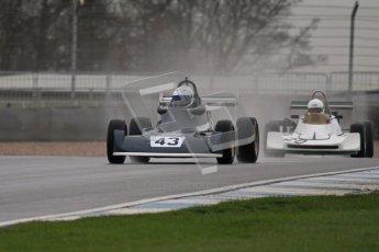 © Octane Photographic Ltd. HSCC Donington Park 18th May 2012. Classic Formula 3 Championship including Tony Brise Derek Bell Trophies Race. Digital ref : 0248lw7d9541