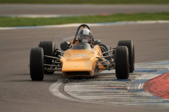 © Octane Photographic Ltd. HSCC Donington Park 17th March 2012. Classic Racing Cars. Digital ref : 0244cb7d4907