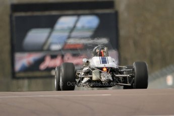 © Octane Photographic Ltd. HSCC Donington Park 17th March 2012. Classic Racing Cars. Digital ref : 0244cb7d5044