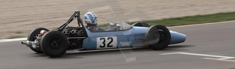 © Octane Photographic Ltd. HSCC Donington Park 17th March 2012. Classic Racing Cars. Julian Judd - Jovis. Digital ref : 0244lw7d7544