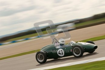 © Octane Photographic Ltd. HSCC Donington Park 17th March 2012. Historic Formula Junior Championship (Rear engine).. Jeremy Deeley - Cooper T52. Digital ref : 0243cb1d7457