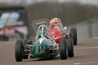 © Octane Photographic Ltd. HSCC Donington Park 17th March 2012. Historic Formula Junior Championship (Rear engine).. Digital ref : 0243cb7d4736