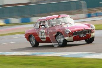 © Octane Photographic Ltd. HSCC Donington Park 18th March 2012. Guards Trophy for GT Cars. Digital ref : 0250cb1d8686