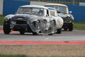 © Octane Photographic Ltd. HSCC Donington Park 18th March 2012. Guards Trophy for GT Cars. Digital ref : 0250cb7d6410
