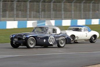 © Octane Photographic Ltd. HSCC Donington Park 18th March 2012. Guards Trophy for GT Cars. Digital ref : 0250lw7d0259