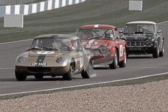 © Octane Photographic Ltd. HSCC Donington Park 18th March 2012. Guards Trophy for GT Cars. Digital ref : 0250lw7d0734
