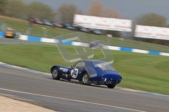 © Octane Photographic Ltd. HSCC Donington Park 18th March 2012. Guards Trophy for GT Cars. Digital ref : 0250lw7d0838