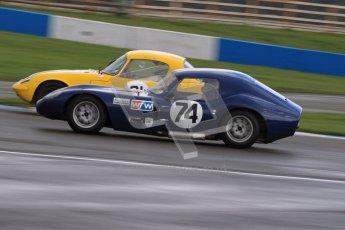 © Octane Photographic Ltd. HSCC Donington Park 18th March 2012. Guards Trophy for GT Cars. Digital ref : 0250lw7d1087
