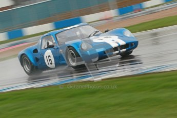 © Octane Photographic Ltd. HSCC Donington Park 18th May 2012. Guards Trophy for Sport Racing Cars. Nelson - Chevron B8. Digital ref : 0247cb1d8210