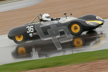 © Octane Photographic Ltd. HSCC Donington Park 18th May 2012. Guards Trophy for Sport Racing Cars. Andrew Garside - Lotus 23B. Digital ref : 0247cb1d8253